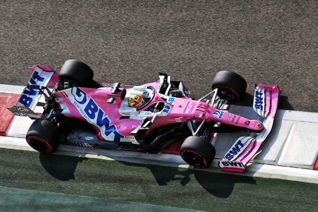 """F1   Marko sulla scelta di Perez: """"Ha influito la grande stagione in Racing Point e la vittoria di Sakhir"""""""