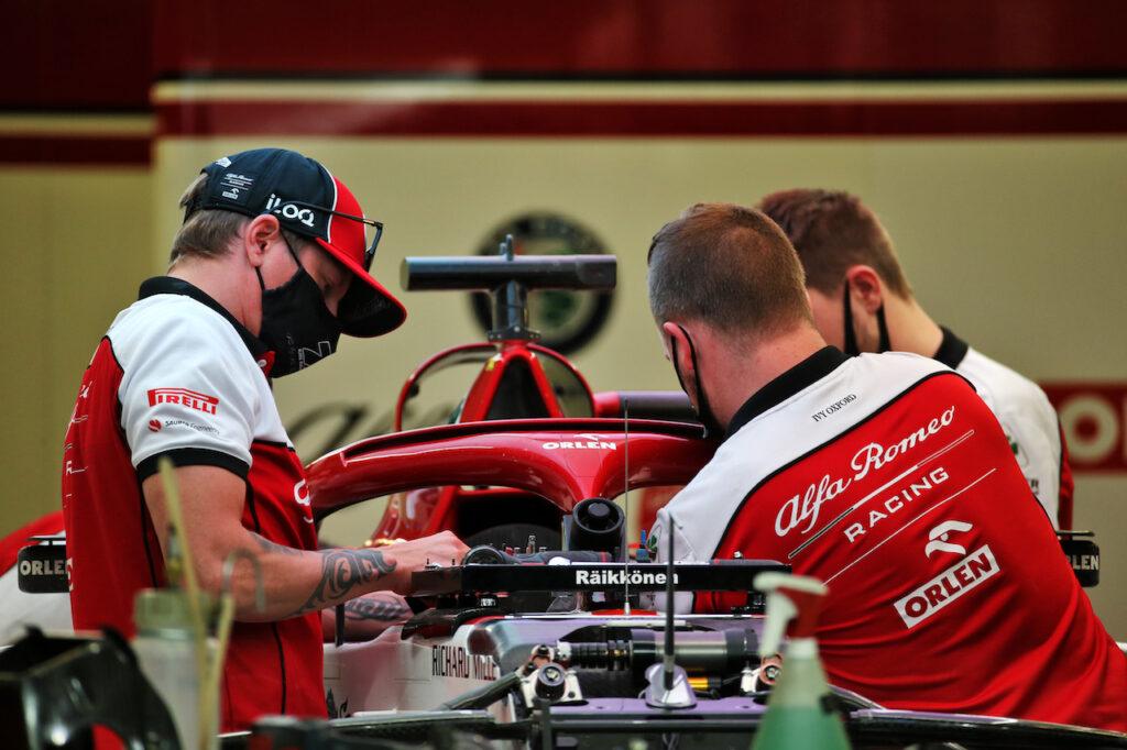 """F1   Raikkonen sulle restrizioni anti-Covid19: """"Il mio week-end non è cambiato"""""""
