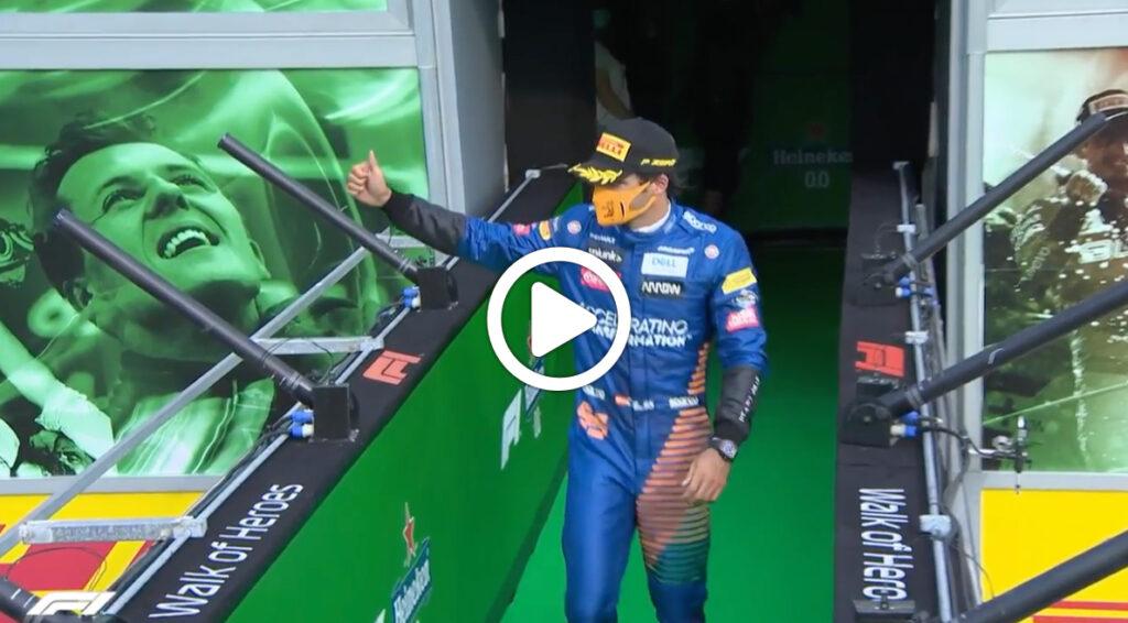F1 | Sainz in Ferrari, la sfida è cominciata [VIDEO]