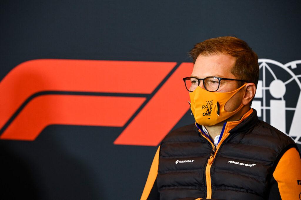 """F1   Seidl: """"Seguivo Ricciardo da parecchio tempo"""""""