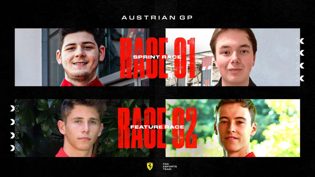 F1   Virtual GP, FDA affronterà il round in Austria con Leclerc e Armstrong