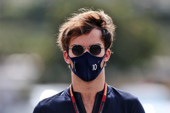 Formula 1: Pierre Gasly è positivo al Covid