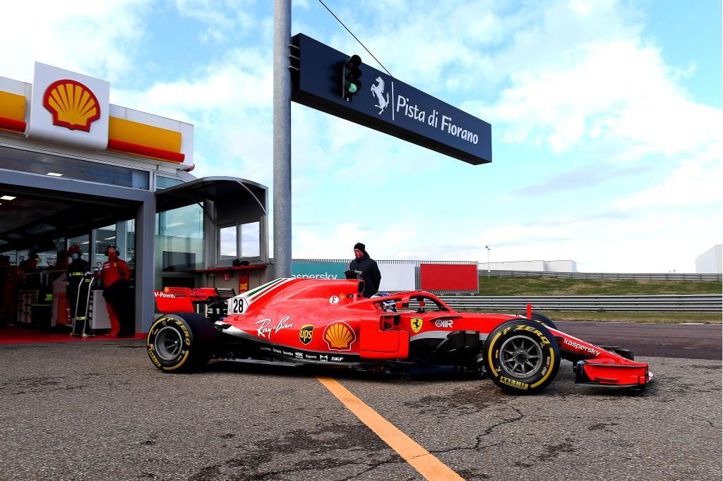 F1 | Giuliano Alesì saluta la Ferrari con un test sulla SF71H