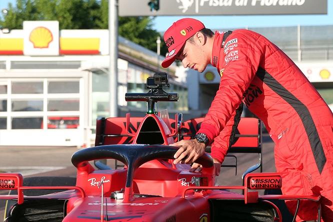 F1 | Leclerc negativo al Covid19: domani sarà in pista a Fiorano con la SF71H