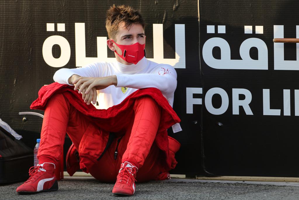F1 | Leclerc positivo al coronavirus