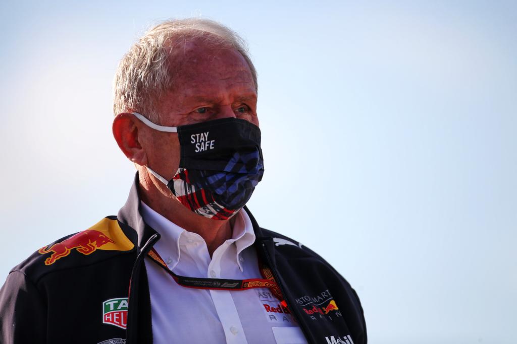"""F1   Marko: """"Vettel non sarà una minaccia in questa stagione"""""""