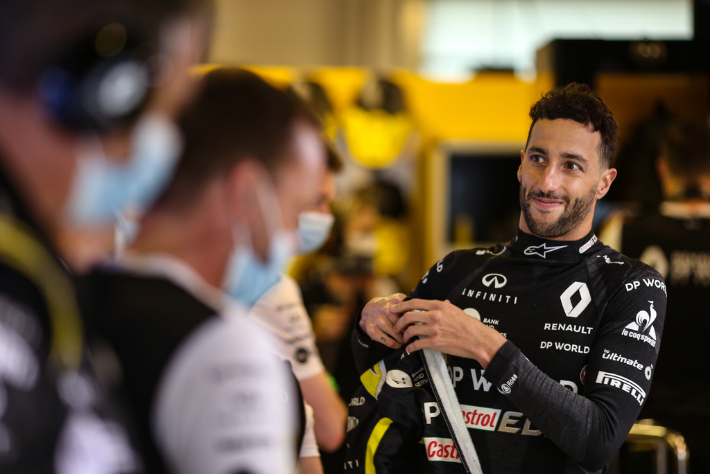 """F1   Ricciardo: """"McLaren non è inferiore ai team factory"""""""