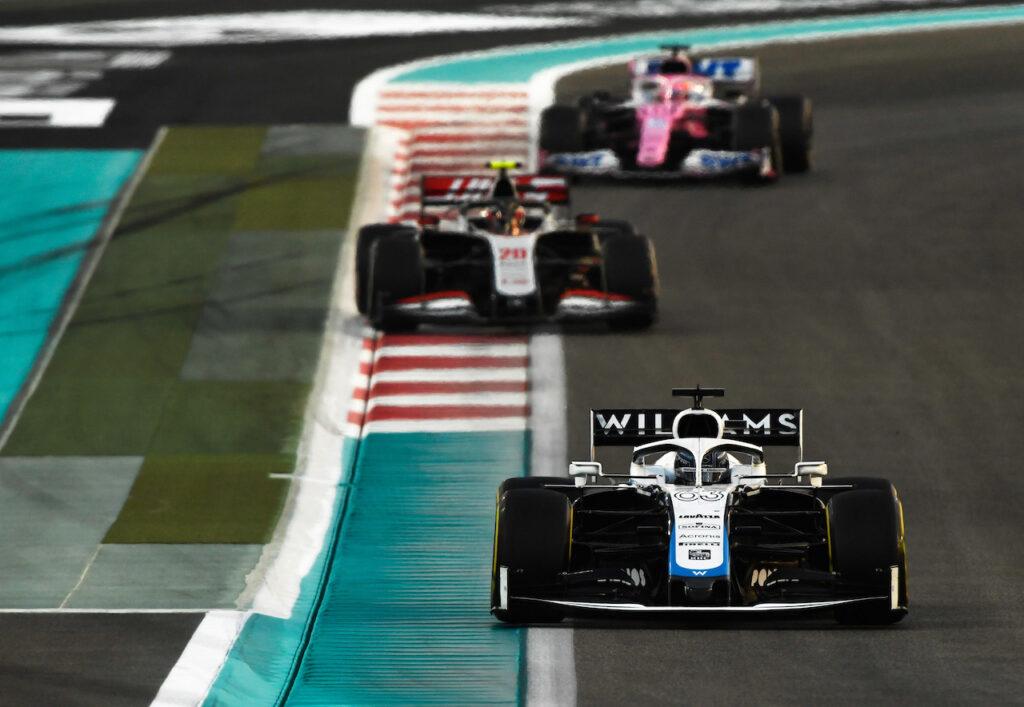 """F1   Russell e la stagione 2021: """"Voglio avere un atteggiamento positivo con la squadra"""""""