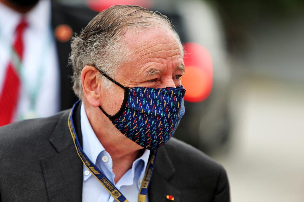 F1 | Jean Todt conferma l'impegno della FIA sulla sostenibilità ambientale