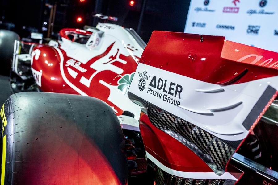 F1 | Alfa Romeo, rinnovata la collaborazione con Adler Group