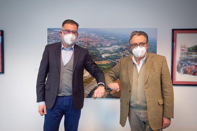 F1 | Imola, ufficiale la nomina di Pietro Benvenuti come nuovo Direttore Generale dell'Enzo e Dino Ferrari