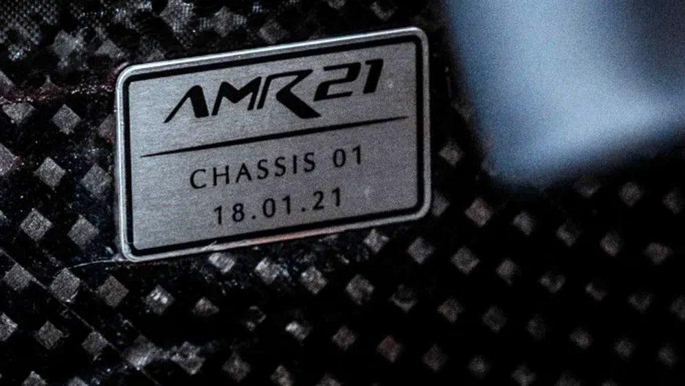 F1 | La nuova Aston Martin si chiamerà AMR21