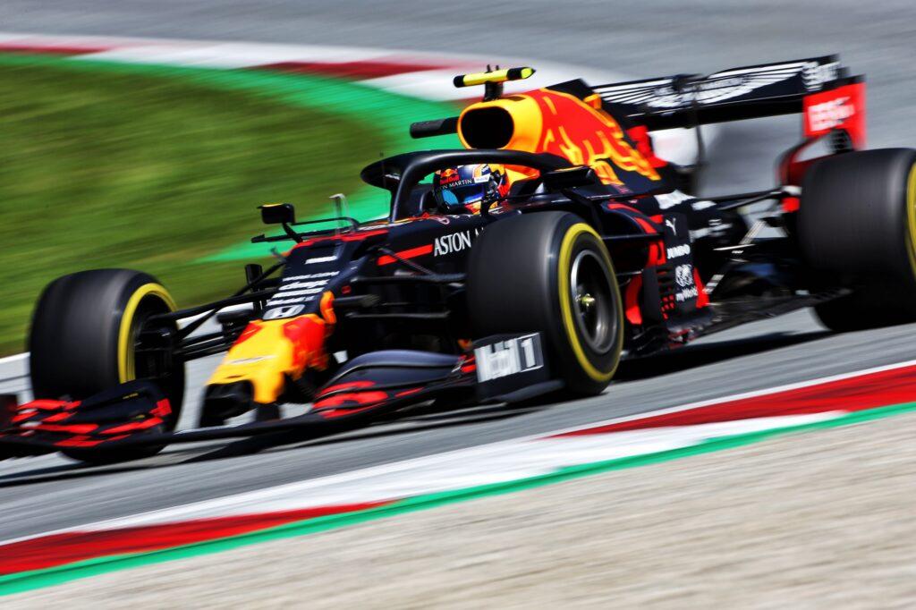 F1 | Red Bull, Albon quarto nel Virtual GP d'Austria