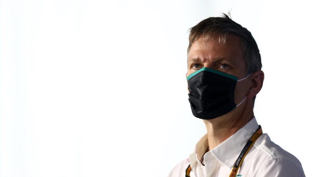 """F1   Mercedes, Allison sulla W12: """"Simile alla vettura 2020"""""""