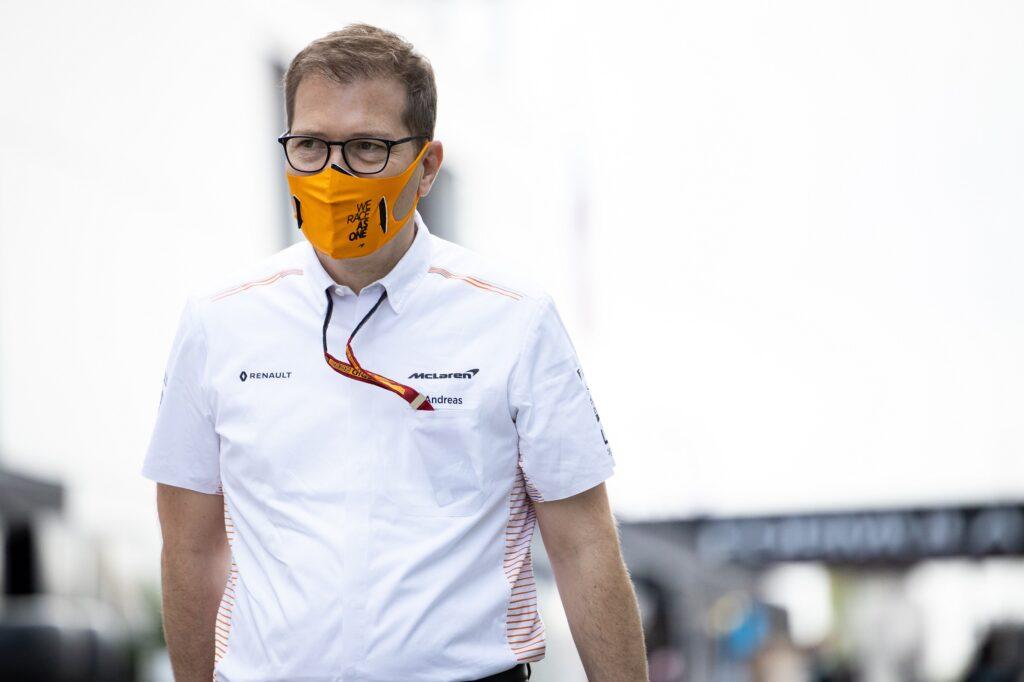 """F1   McLaren, Seidl: """"Le prime gare con il motore Mercedes potrebbero essere difficili"""""""