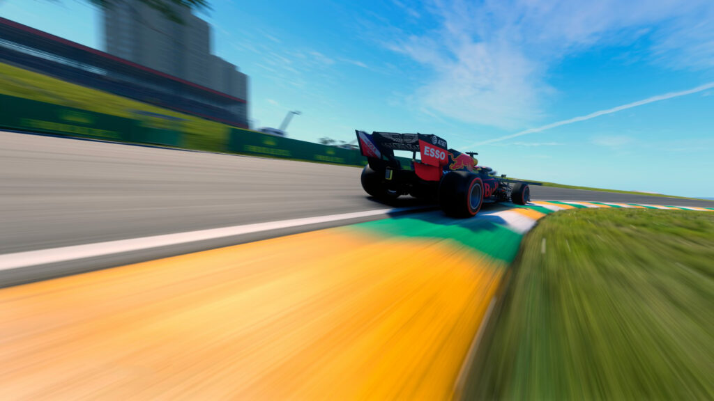 Formula 1   Virtual GP, Albon analizza il terzo posto di Interlagos