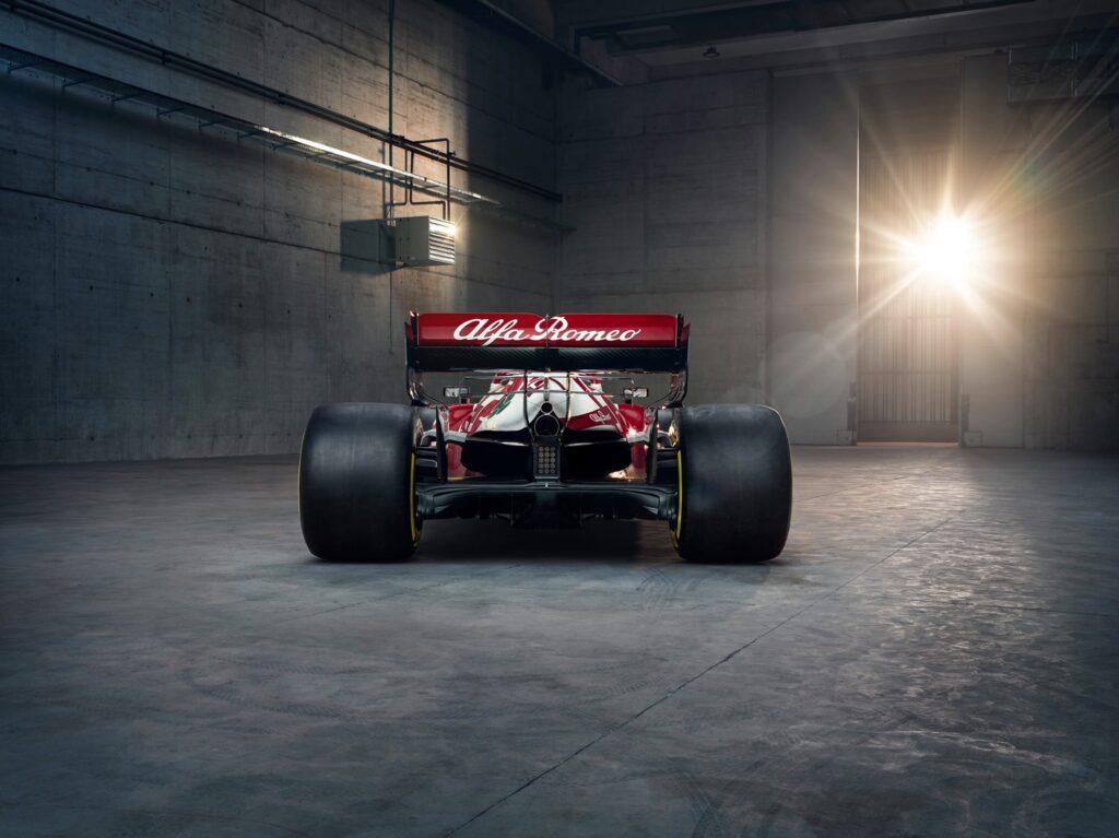 Alfa Romeo Orlen C41