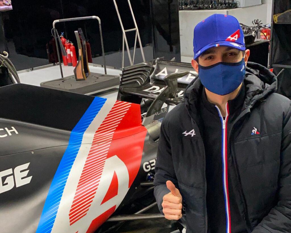 F1   Alpine, Ocon completa 92 giri al Paul Ricard con la RS18