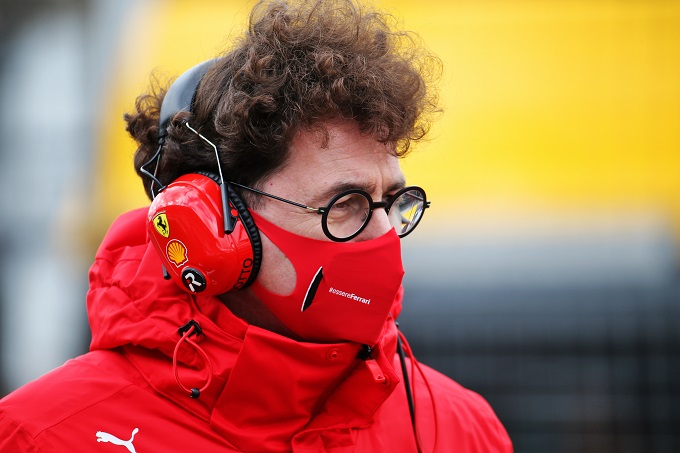 """F1   Ferrari, Binotto: """"Abbiamo investito anche a lungo termine"""""""