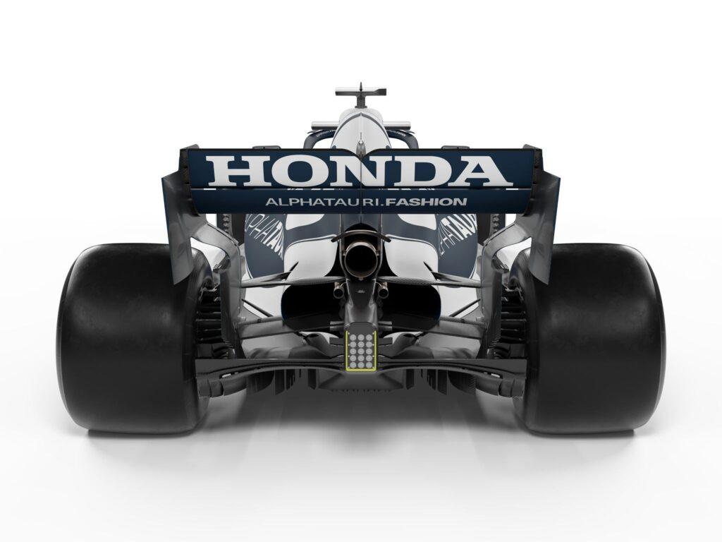 F1 | AlphaTauri non utilizzerà il retrotreno della Red Bull RB16