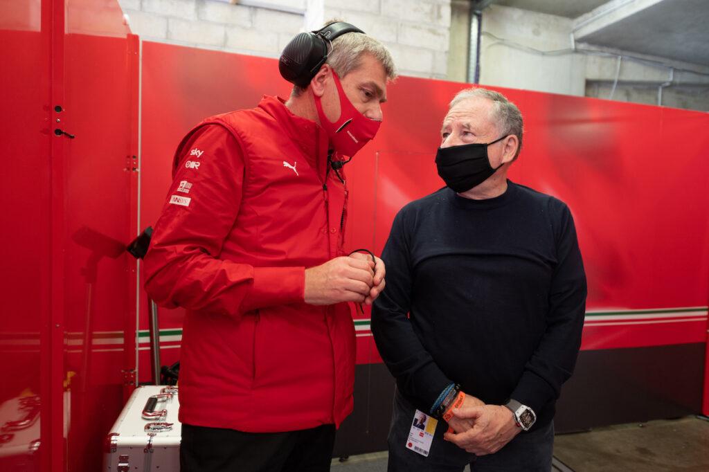 FIA WEC   Ferrari in LMh, le dichiarazioni dei protagonisti