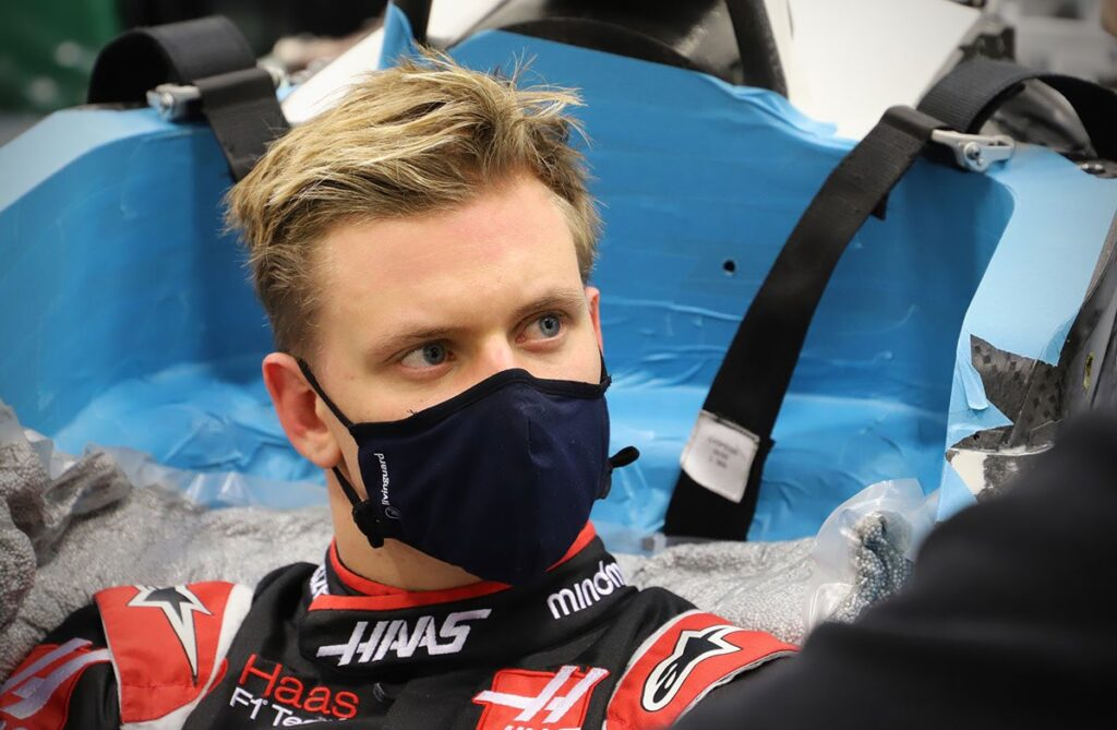 Formula 1   Haas, prova sedile per Mick Schumacher