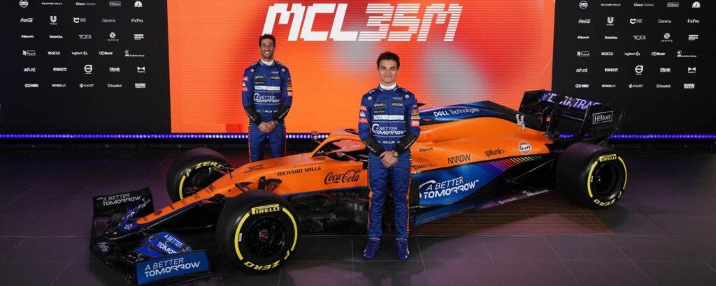 """Formula 1   Norris e il rapporto con Ricciardo: """"Posso solo imparare da lui"""""""