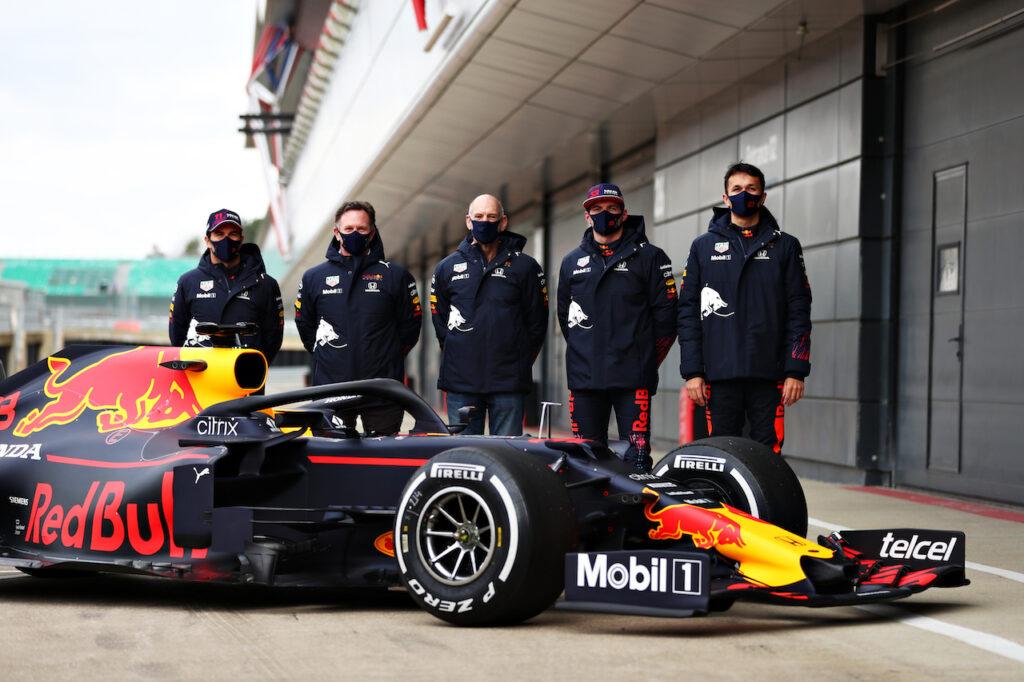 Formula 1   Horner promuove la prima giornata di lavoro in pista con la RB16B