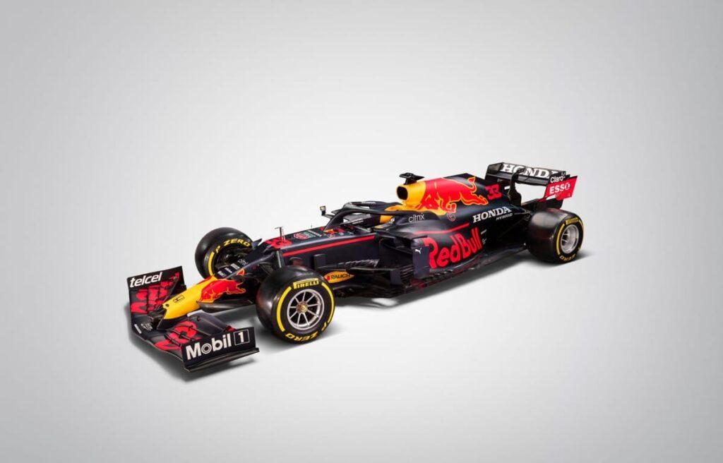 RED BULL RB16B - 2021