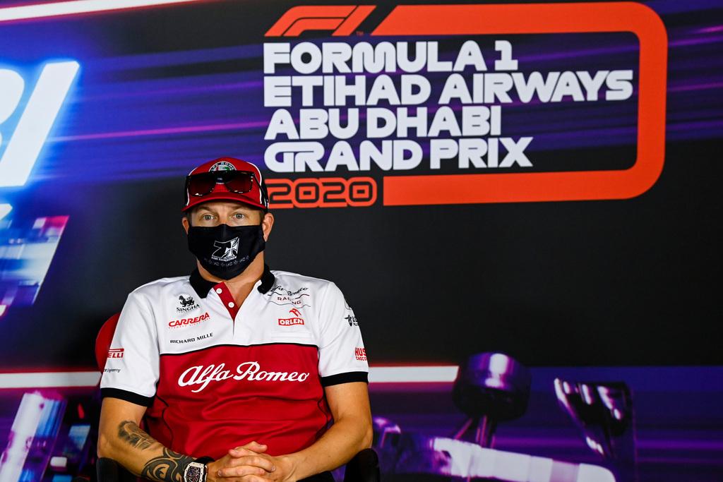 "F1   Raikkonen: ""Correre mi diverte ancora"""