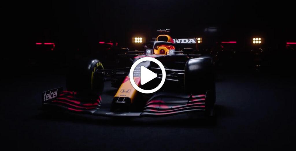 Formula 1 | Red Bull, ecco la nuova RB16B di Verstappen e Perez [VIDEO]