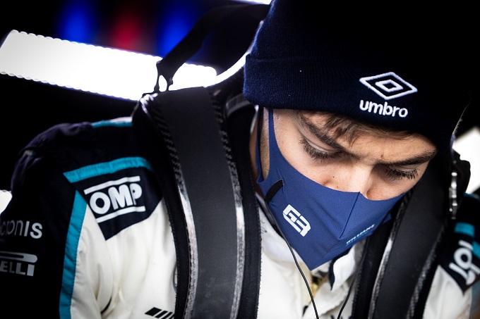 F1 | Williams: completato il primo filming day con la FW43B