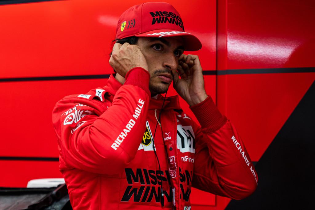 """F1   Ferrari, Binotto soddisfatto di Sainz: """"Si sta adattando molto bene"""""""