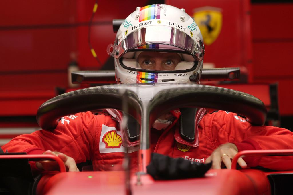 """F1   Vettel sul periodo in Ferrari: """"Esperienza unica, ma mi piace sempre guardare avanti"""""""