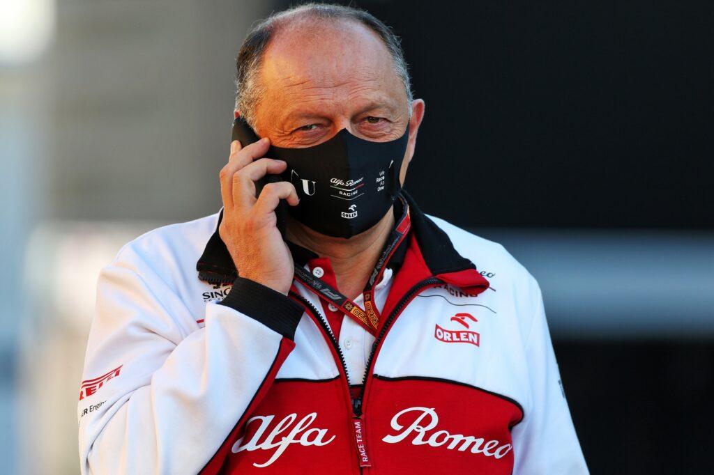 F1 | Alfa Romeo, Fred Vasseur positivo al Coronavirus