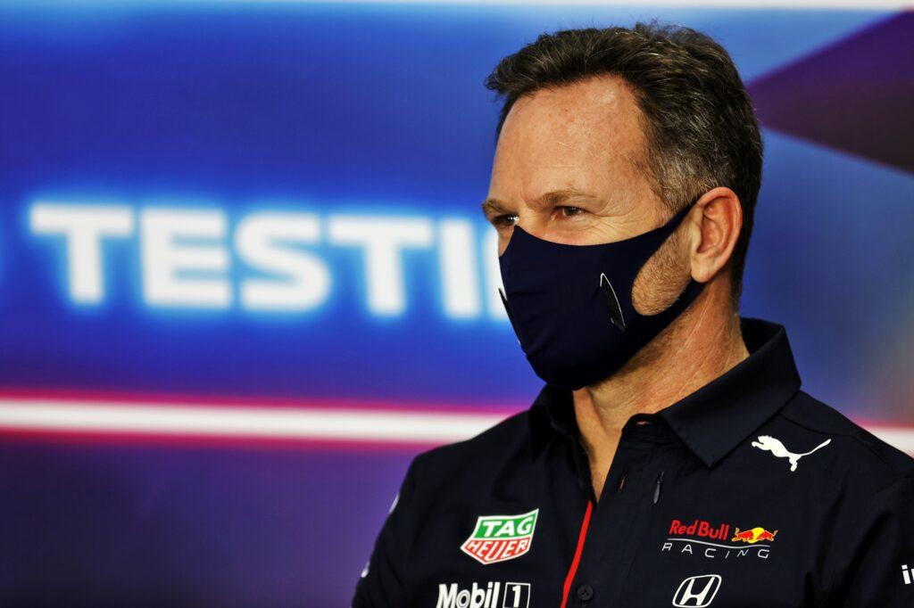 """F1   Red Bull, Horner: """"Costruiamo il 2021 sulla base della vittoria di Abu Dhabi"""""""
