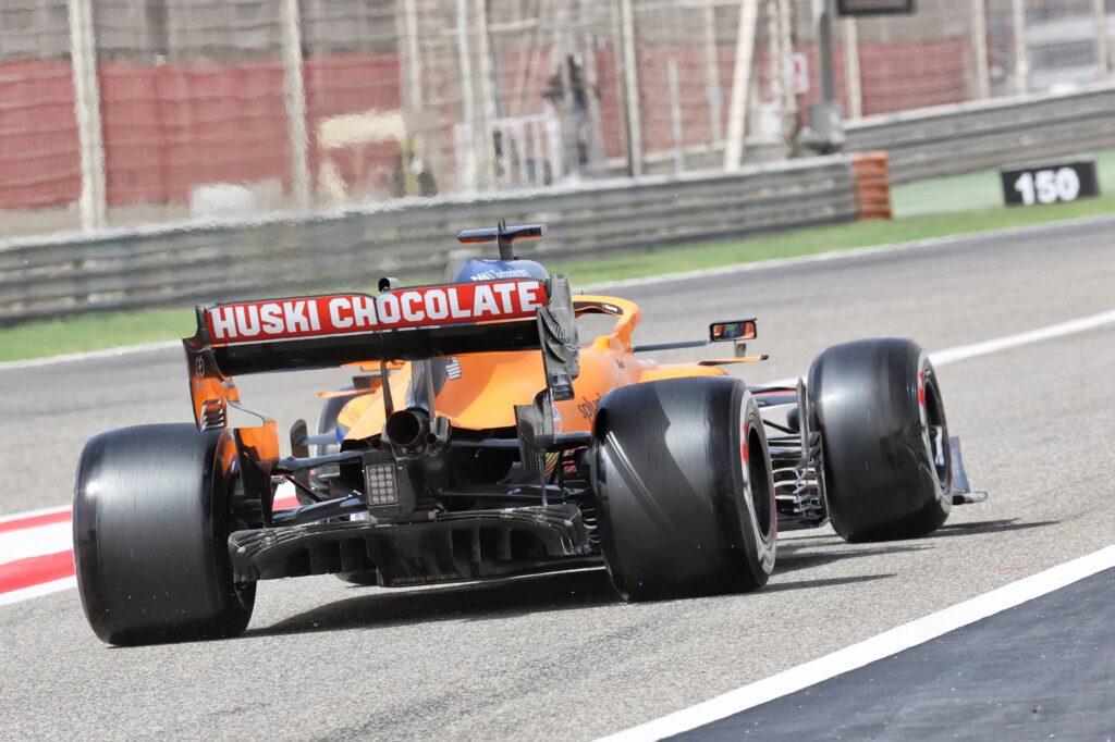 F1   McLaren, Seidl si gode le novità aerodinamiche della MCL35M