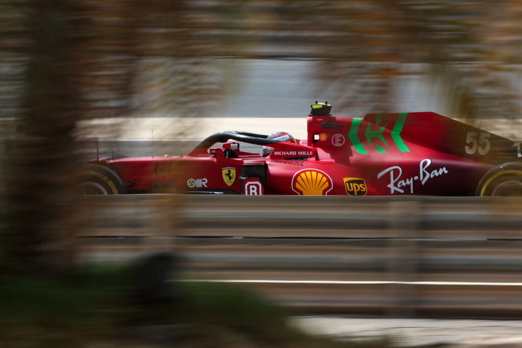 F1   Ferrari, dove ti colloco?