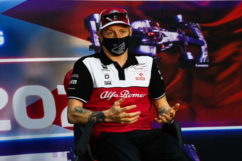 """F1   Raikkonen sugli avversari: """"Non so a che punto siano, posso tirare a indovinare come voi"""""""