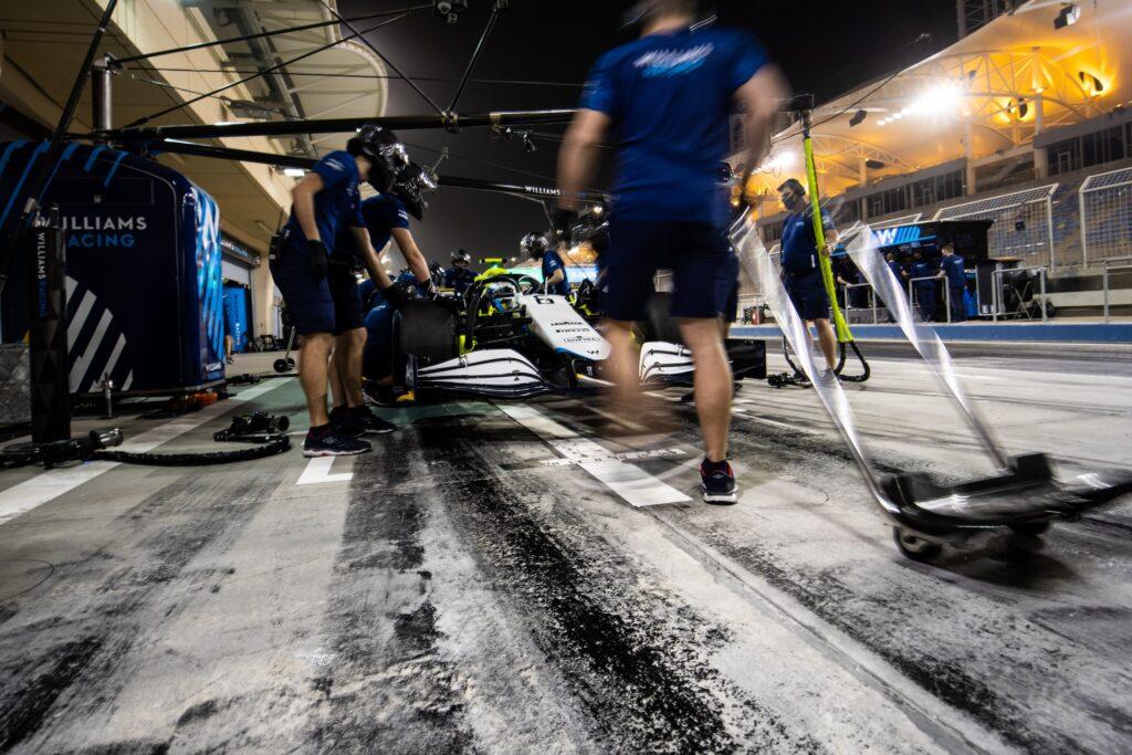 F1 | Williams in Bahrain con alcune novità rispetto ai test