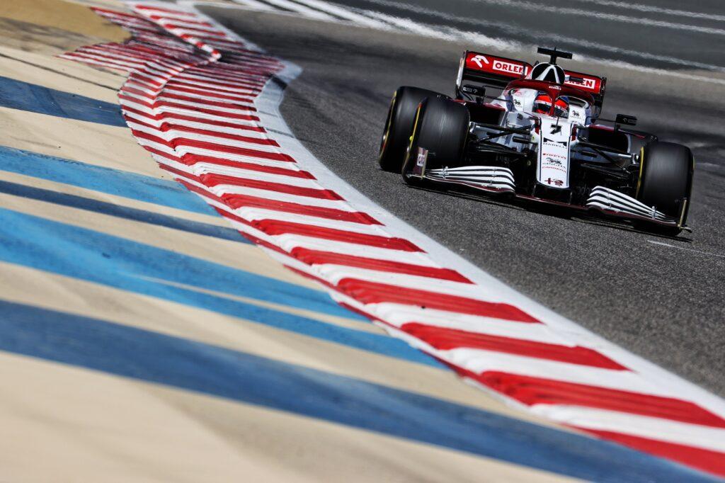 F1 Test | Alfa Romeo, Raikkonen mattatore in Bahrain: 166 giri completati
