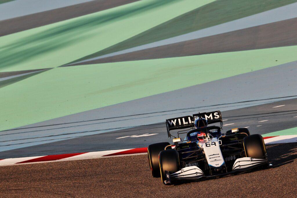 """F1 Test   Williams, Russell: """"Ottimo lavoro da parte del team"""""""