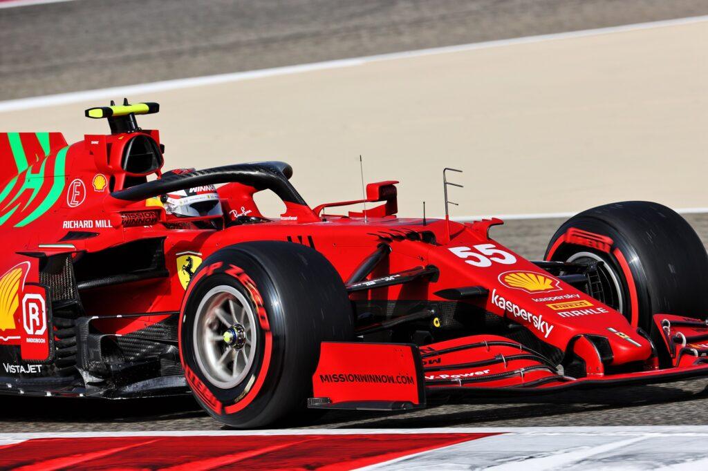 """F1   Ferrari, Sainz quarto nelle libere: """"Importante completare il programma"""""""