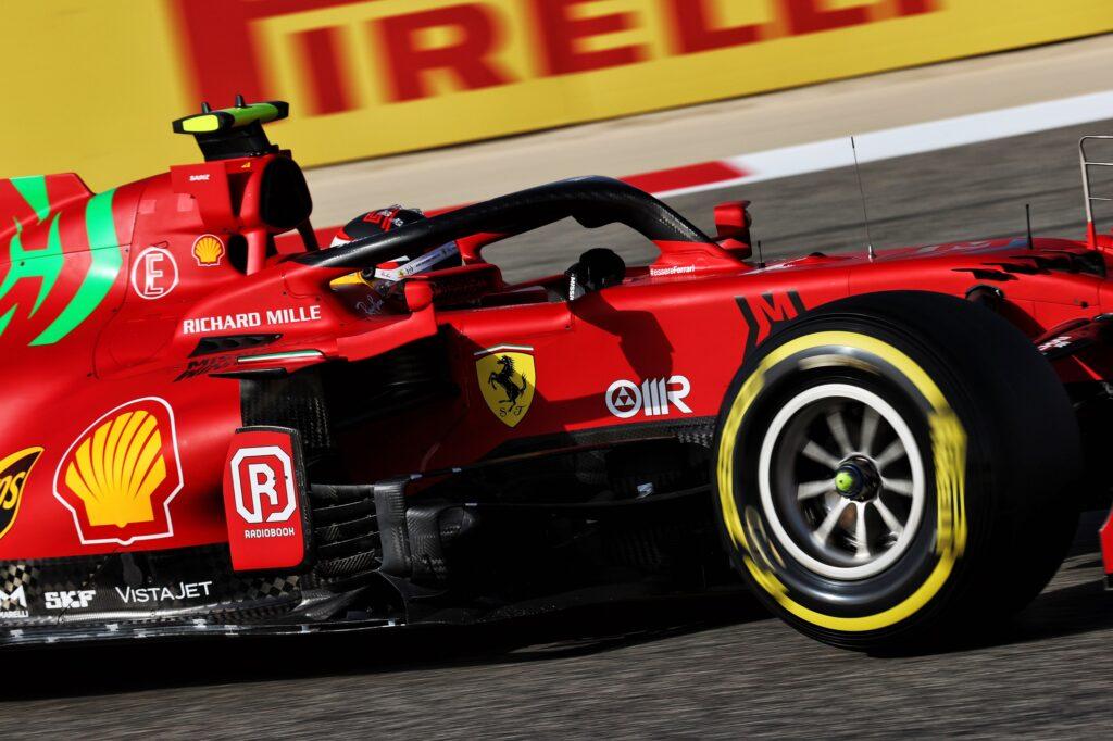 F1 | Ferrari in seconda e quarta fila nel GP del Bahrain
