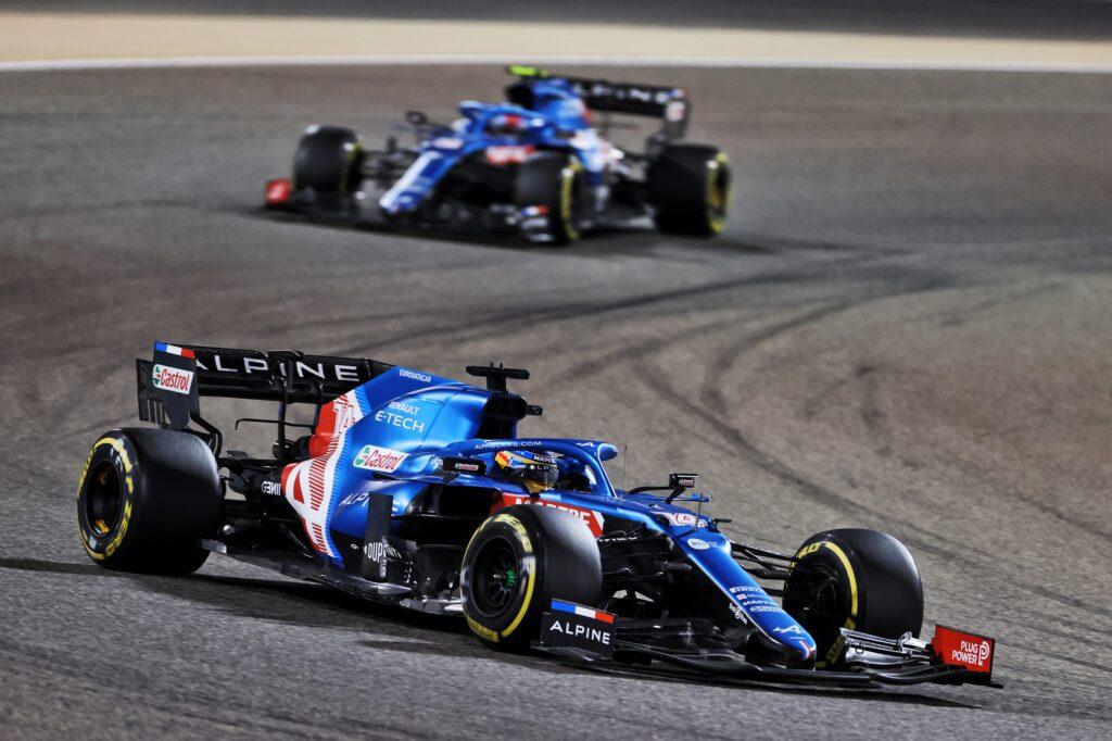 F1 | GP del Bahrain amaro per la Alpine