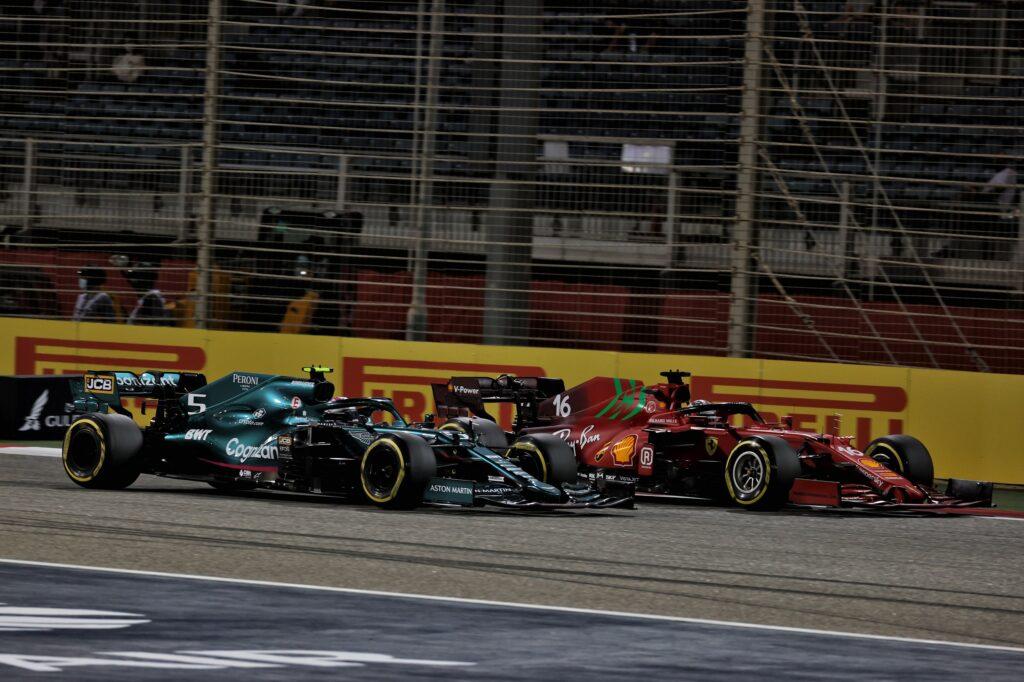 F1 | GP Bahrain, per Vettel 10 secondi di penalità e due punti sulla patente