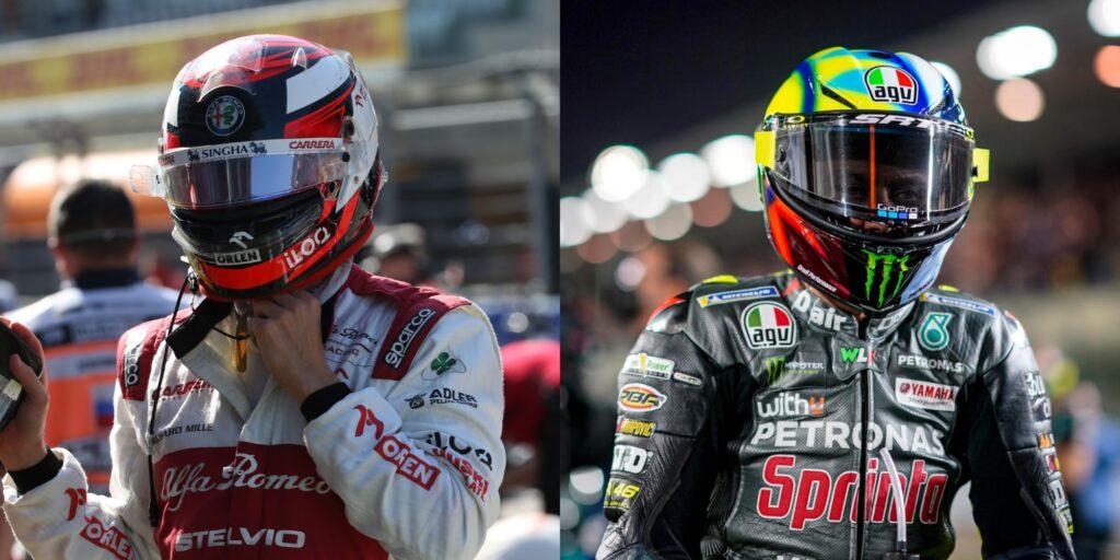 F1 | Raikkonen e Rossi: quando l'età è solo un numero