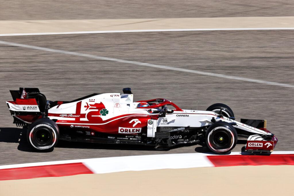 """F1   Raikkonen sul GP del Bahrain: """"La prima gara è sempre un momento speciale"""""""
