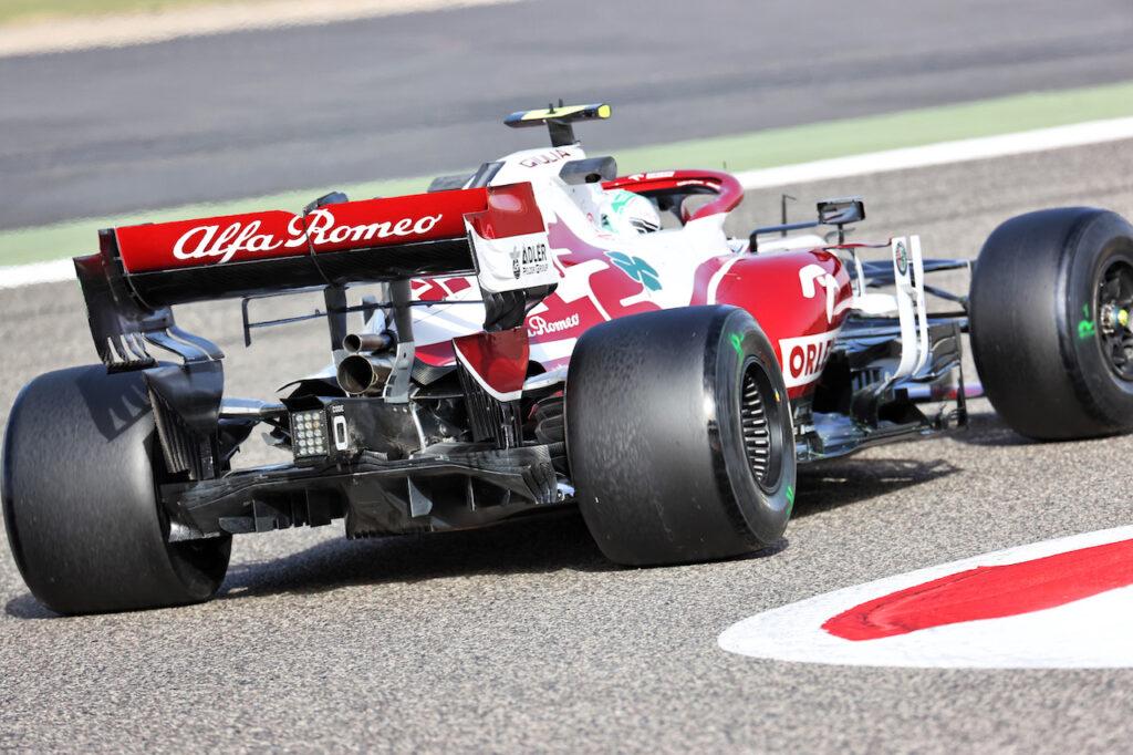 Formula 1 | Alfa Romeo, obiettivo zona punti per il GP del Bahrain