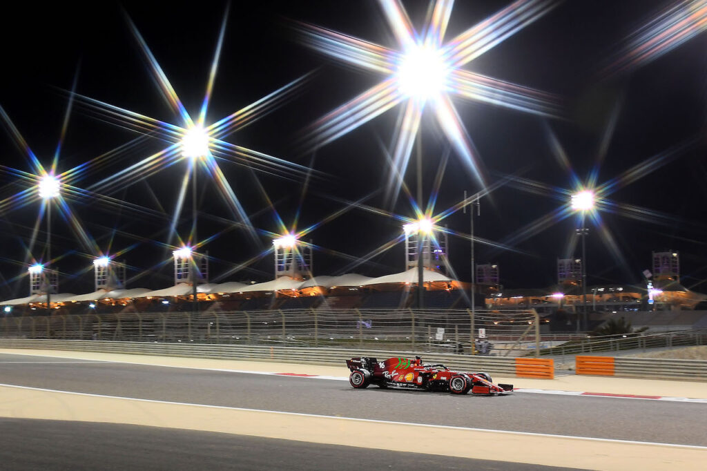 F1 | Ferrari soddisfatta dei miglioramenti mostrati nelle qualifiche di Sakhir